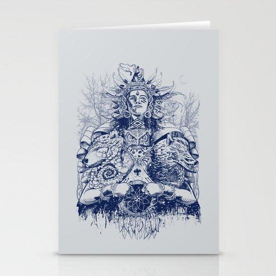 Spirit Dreams Stationery Card