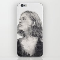 I See The Universe Inside Of You iPhone & iPod Skin
