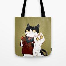 Swag Kat Tote Bag