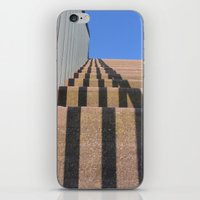 Reaching For The Sky iPhone & iPod Skin