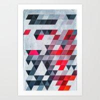 hyyldh xhyymwy Art Print