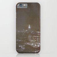 iPhone & iPod Case featuring SLEEPLESS by Melissa Dilger