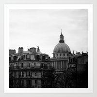 FRENCH REPUBLIC'S PANTHE… Art Print