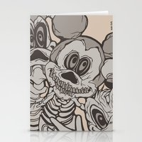 The Ojeros Invade The Ma… Stationery Cards