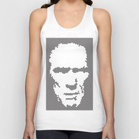 Harry Dots Unisex Tank Top