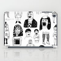 PEEPZ iPad Case