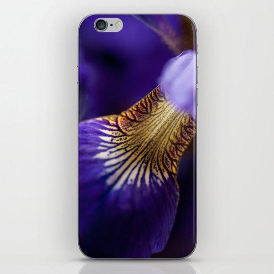 Iris Hourglass iPhone & iPod Skin