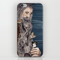 Beardnest iPhone & iPod Skin