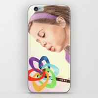 Child's Toy iPhone & iPod Skin