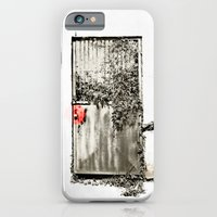 iPhone & iPod Case featuring Past/Present/Future by David Bastidas