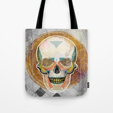 Another Skull Tote Bag