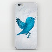 The Original Twitter - P… iPhone & iPod Skin