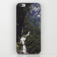 Yosemite Nature iPhone & iPod Skin