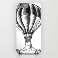 iPhone & iPod Case featuring Think Freely in Contrast by Mark Mangum