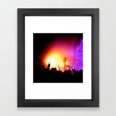 The New Lighter Framed Art Print