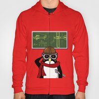 Little Penguin, Big Plans Hoody