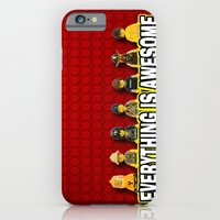 Everything Is Awesome iPhone 6 Slim Case