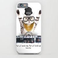 Thug Cat iPhone 6 Slim Case