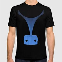 Silhouette Racers - Volk… Mens Fitted Tee Black SMALL