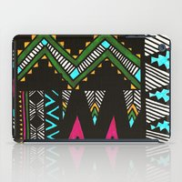 Tribal Dark iPad Case