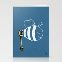 BubbleBee Stationery Cards