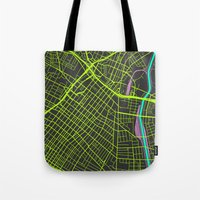 2nd Biggest Cities Are C… Tote Bag