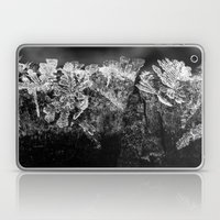 frost crystals Laptop & iPad Skin