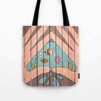 Save Water! Tote Bag