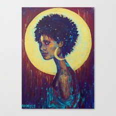 Visionary Passing Canvas Print