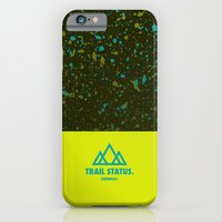 Trail Status / Green iPhone 6 Slim Case