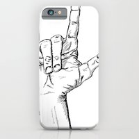 I Love You iPhone 6 Slim Case