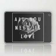 Laptop & iPad Skin featuring Needy by DuckyB (Brandi)