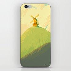 The Windmill iPhone & iPod Skin