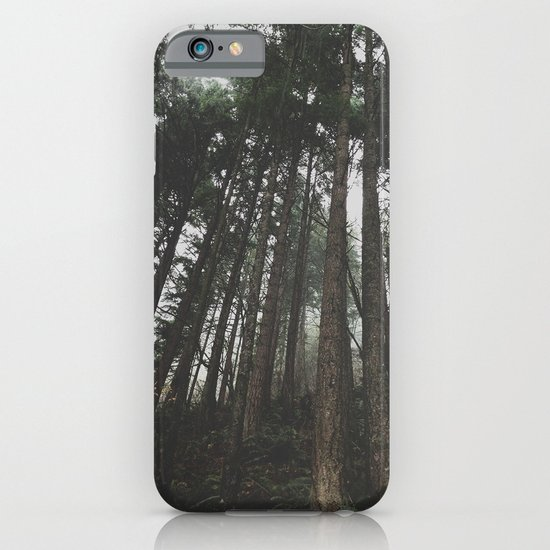 Tall Trees iPhone & iPod Case