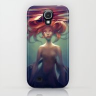 Mermaid Galaxy S4 Slim Case