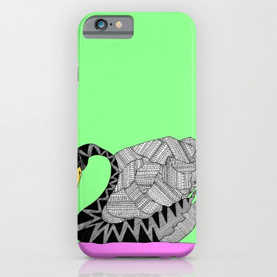 Another Swan iPhone & iPod Case