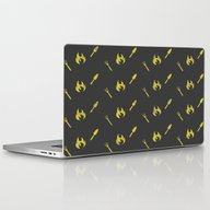BBQ Pattern Laptop & iPad Skin