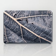 Organic Winter Decay iPad Case
