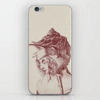 Haute Coiffure  /#7 iPhone & iPod Skin