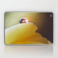 Yellow Tear Laptop & iPad Skin