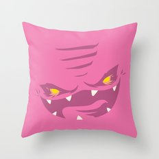 Krang! - Pink Squishy Edition Throw Pillow
