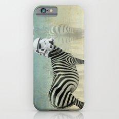 Trooper Stripes  _ Star Wars _ Zebra iPhone 6s Slim Case