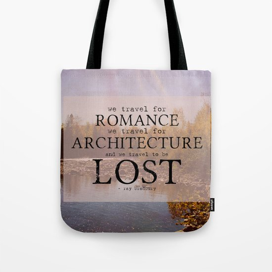 travel. Tote Bag