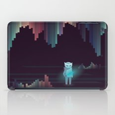 the adventure continues ! iPad Case