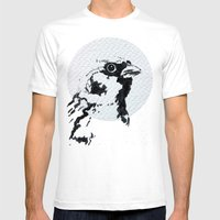 Upwind Attitude Mens Fitted Tee White SMALL