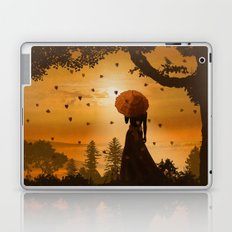 Romantic light  Laptop & iPad Skin