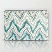 SEVENTIES CHEVRON Laptop & iPad Skin