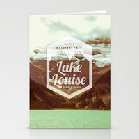 CANADA Stationery Cards