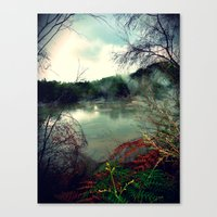 New Zealand. Canvas Print