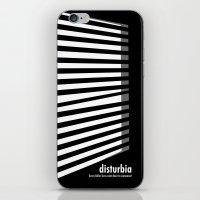 Disturbia iPhone & iPod Skin
